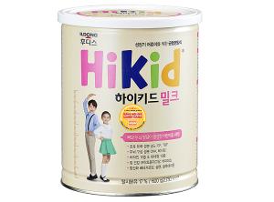 Sữa Hikid của Hàn Quốc có mấy loại