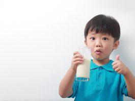Bổ sung sữa công thức