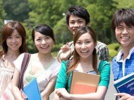 Chiều cao trung bình của người Nhật Bản